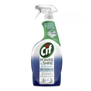 Cif Power & Shine Bathroom Cleaner Spray 700ml