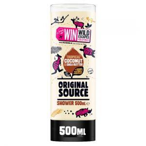 Original Source Coconut Shower Gel 500ml