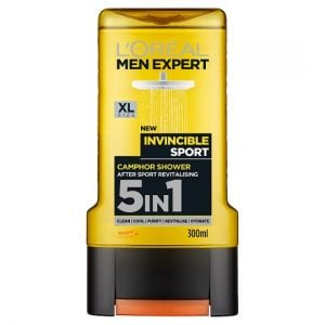 L'oreal Men Expert Invincible Sport Shower Gel 300 ml
