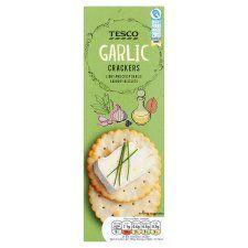 Tesco Garlic Cracker 200g