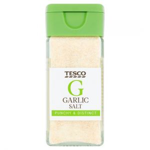Tesco Garlic Salt 90g