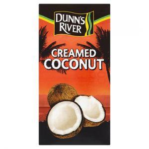 Dunns River Creamed Coconut 200g