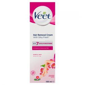 Veet Normal Hair Removal Cream 100ml