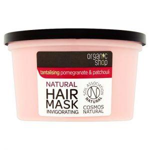 Organic Shop Pomegranate Patchouli Hair Mask 250ml