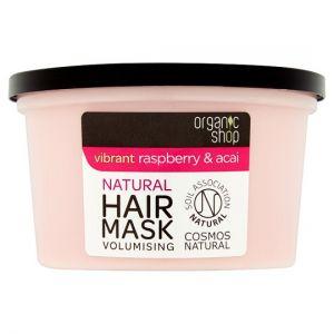 Organic Shop Raspberry and Acai Hair Mask 250ml