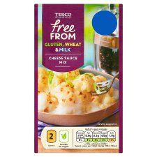 Tesco Free From Cheese Sauce Mix 36g