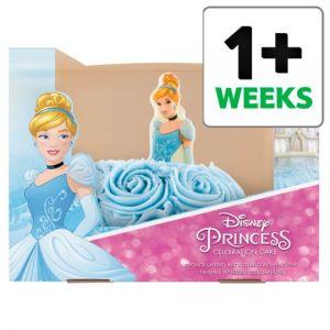 Disney Princess Celebration Cake