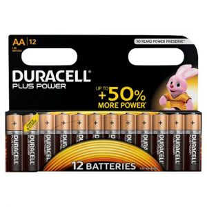 Duracell Plus AA 12 Pack