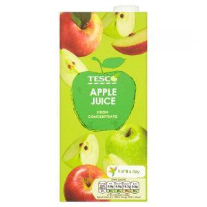Tesco Pure Apple Juice 1 Litre