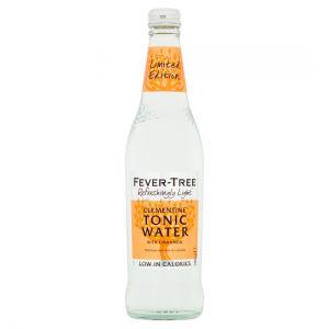 Fever-Tree Light Clementine Tonic Water 500ml