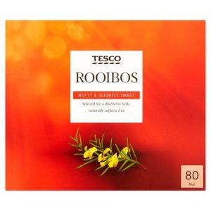 Tesco Rooibos 80 Bags 200g
