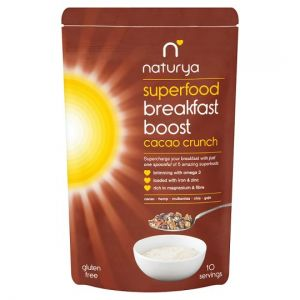 Naturya Super Boost Breakfast Cacao 150g