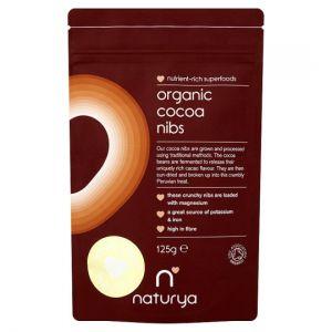 Naturya Organic Cacao Nibs 125g