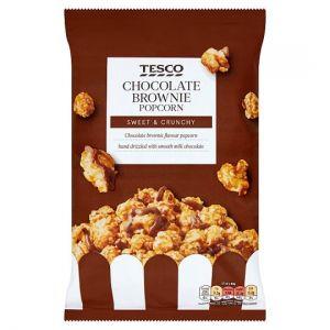 Tesco Chocolate Brownie Popcorn 175g