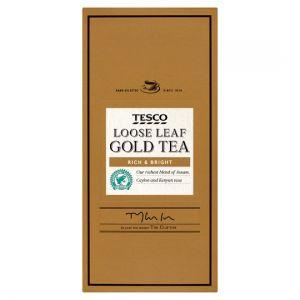 Tesco Gold Loose Leaf 250g