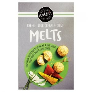 Arden's Cheese Sour Cream and Chive Melts 60g