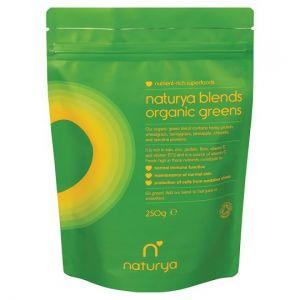 Naturya Organic Greens Blend 250g
