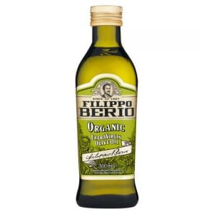Filippo Berio Organic Extra Virgin Olive Oil 500ml