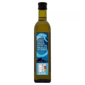 Tesco Greek Extra Virgin Olive Oil 500ml