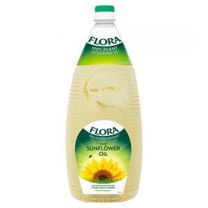 Flora Pure Sunflower Oil 2L
