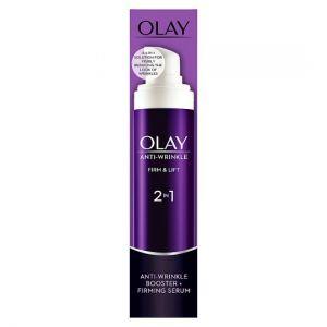 Olay Anti Wrinkle Firm & Lift Moisturiser & Serum 50ml