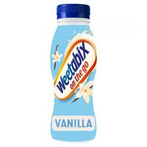 Weetabix On The Go Vanilla Drink 250ml