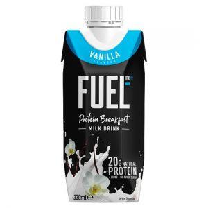 Fuel 10K Liquid Breakfast Vanilla Drink 330ml