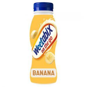 Weetabix On The Go Banana Drink 250ml