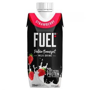 Fuel 10K Liquid Breakfast Strawberry Drink 330ml