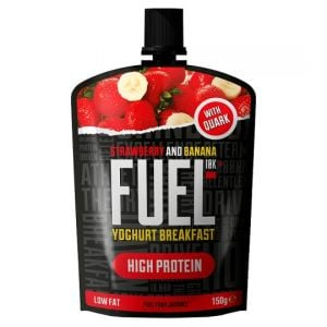 Fuel Strawberry and Banana Quark and Fruit Pouch 150g