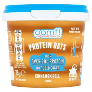 Oomf Protein Oats Cinnamon Roll 75g