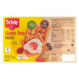Schar Gluten Free Waffles 100g