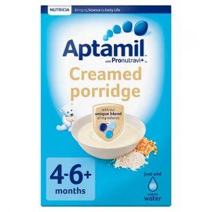 Aptamil Creamed Porridge 125g 4 Month Plus
