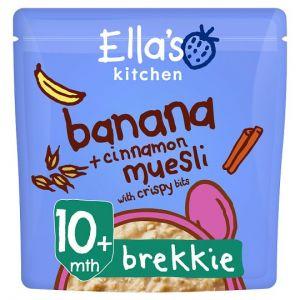 Ella's Kitchen Banana & Cinnamon Muesli 215g