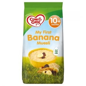Cow and Gate My First Banana Muesli 330g 10 Mth+