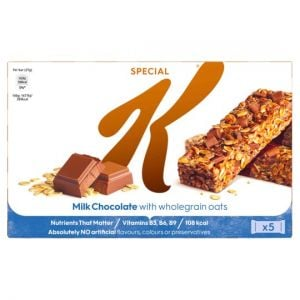 Special K Milk Chocolate Bars 5X27g