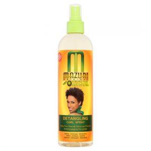 Mazuri Olive Oil Detangling Curl Spray 355ml