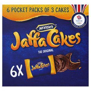 Mcvities 3 Jaffa Cakes Pocket Pack 183g