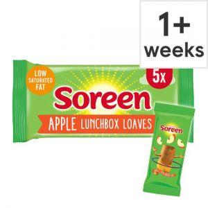 Soreen 5 Apple Lunchbox Loaves 150g
