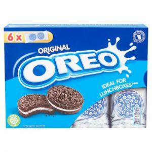 Oreo Lunchbox Vanilla 132g