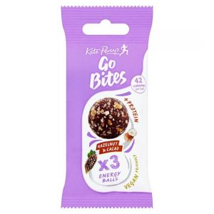 Kate Percy's Go Bites Recover Hazelnut and Chocolate 36g