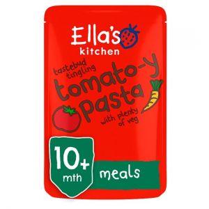 Ella's Kitchen Organic Tomato Pasta With Vegetables 190g