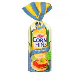 Real Foods Original Corn Thins 150g
