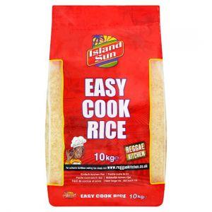 Island Sun Easy Cook Rice 10kg