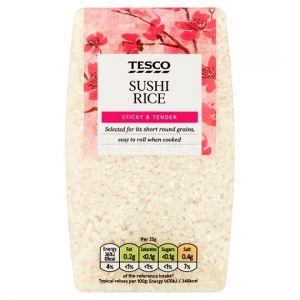 Tesco Sushi Rice 500g