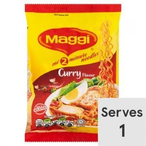 Maggi 2 Minute Curry Noodles 79g