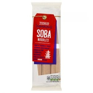 Tesco Ingredients Soba Noodles 250g