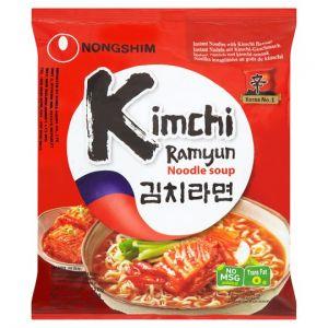 Nong-Shim Instant Kimchi Noodle Soup 120g