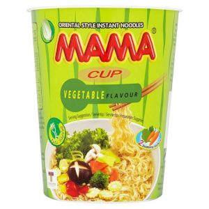 Mama Cup Noodles Vegetable Flavour 70g