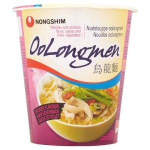 Nong-Shim Instant Oolongmen Chicken Noodle Soup 75g